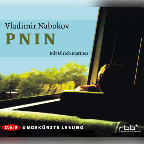 Hoerbuch Pnin - Vladimir Nabokov - Ulrich Matthes