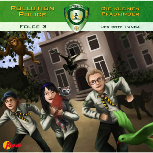 Pollution Police, Folge 3: Der rote Panda