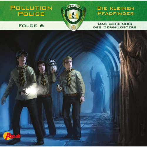 Pollution Police, Folge 6: Das Geheimnis des Bergklosters