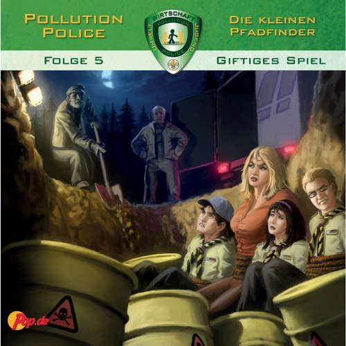 Pollution Police, Folge 5: Giftiges Spiel