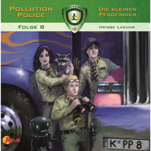 Pollution Police, Folge 8: Heisse Ladung