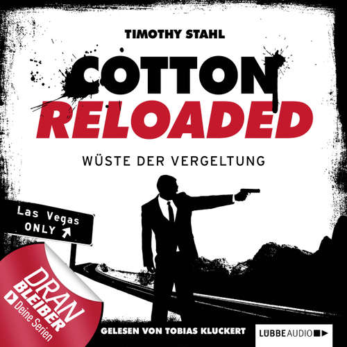 Jerry Cotton - Cotton Reloaded, Folge 24: Wüste der Vergeltung