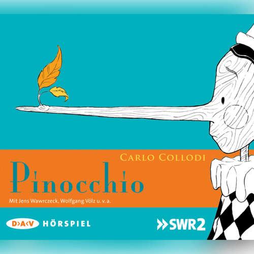 Hoerbuch Pinocchio - Carlo Collodi - Jens Wawrczeck