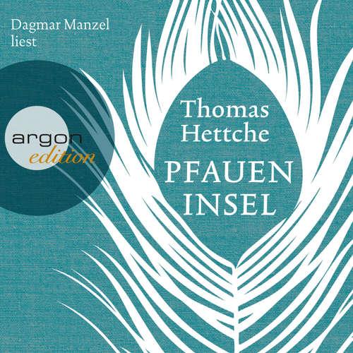 Hoerbuch Pfaueninsel - Thomas Hettche - Dagmar Manzel