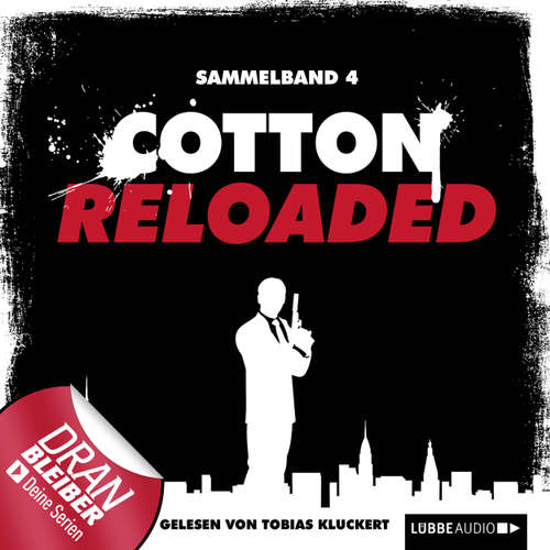 Jerry Cotton - Cotton Reloaded, Sammelband 4: Folgen 10-12