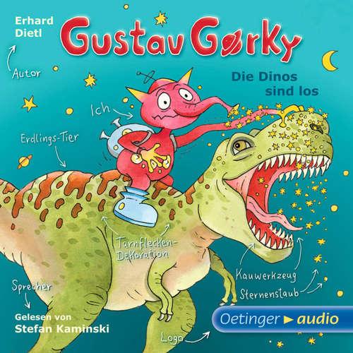 Die Dinos sind los - Gustav Gorky