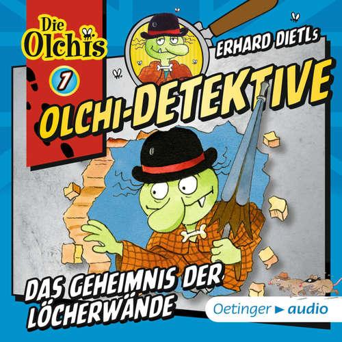 Olchi-Detektive, Folge 7: Das Geheimnis der Löcherwände