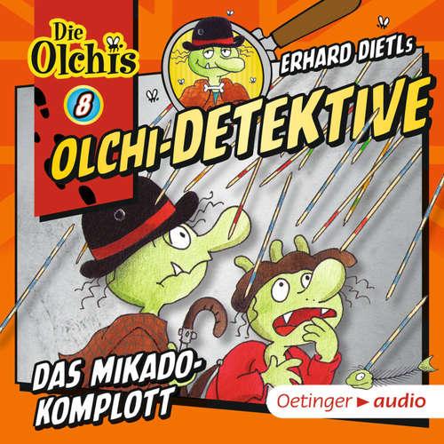Olchi-Detektive, Folge 8: Das Mikado-Komplott