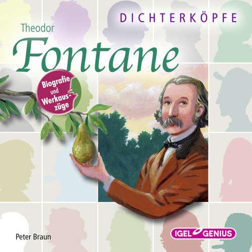 Dichterköpfe, Theodor Fontane