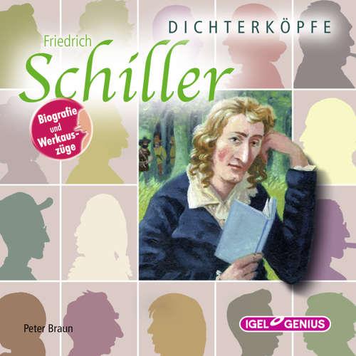 Dichterköpfe, Friedrich Schiller