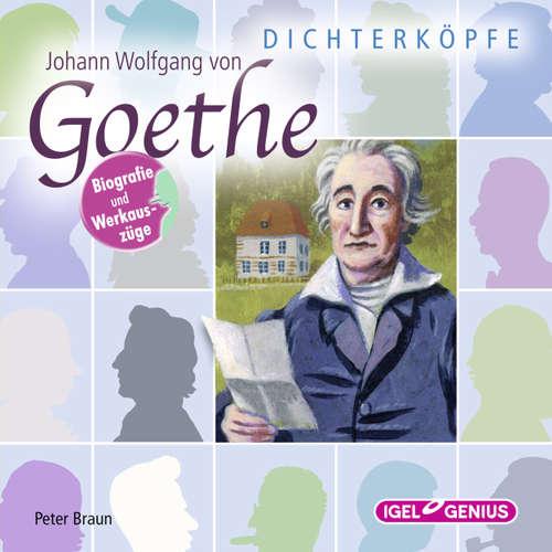 Dichterköpfe, Johann Wolfgang von Goethe