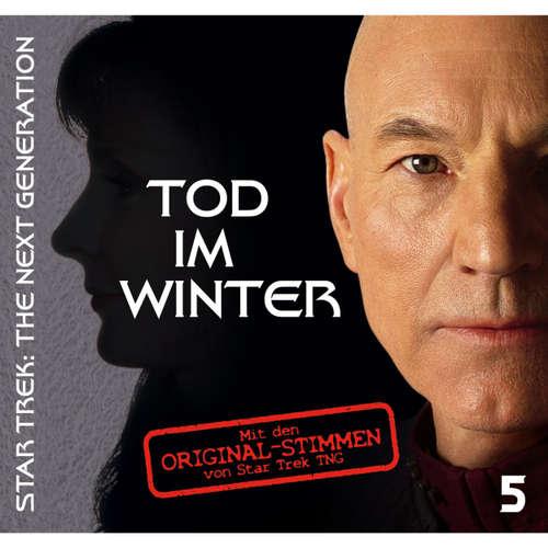 Hoerbuch Star Trek - The Next Generation, Tod im Winter, Episode 5 - Michael Jan Friedman - Douglas Welbat