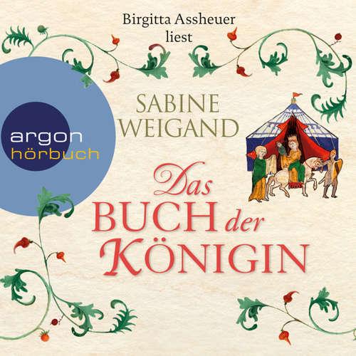 Hoerbuch Das Buch der Königin - Sabine Weigand - Birgitta Assheuer