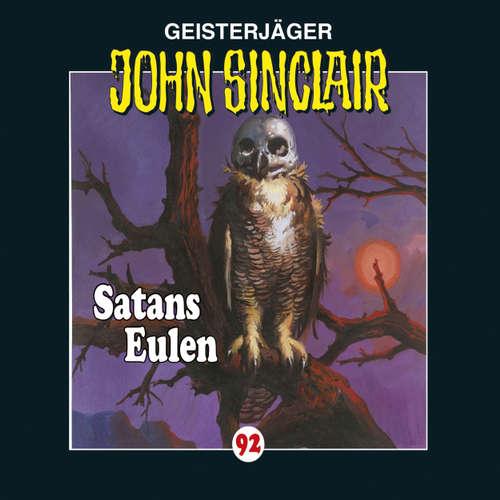 Hoerbuch John Sinclair, Folge 92: Satans Eulen - Jason Dark - Frank Glaubrecht