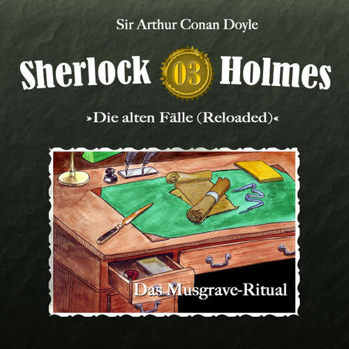 Sherlock Holmes - Die alten Fälle (Reloaded), Fall 3: Das Musgrave-Ritual