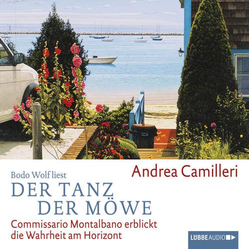 Hoerbuch Der Tanz der Möwe - Commissario Montalbano erblickt die Wahrheit am Horizont - Andrea Camilleri - Bodo Wolf