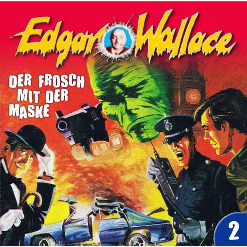 Edgar Wallace, Folge 2: Der Frosch mit der Maske
