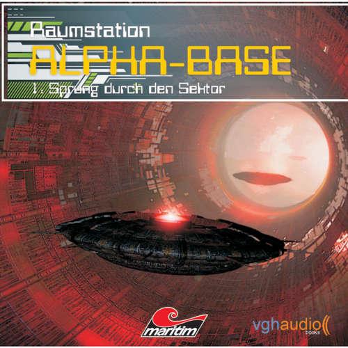 Hoerbuch Raumstation Alpha-Base, Folge 1: Sprung durch den Sektor - James Owen - Gertie Honeck