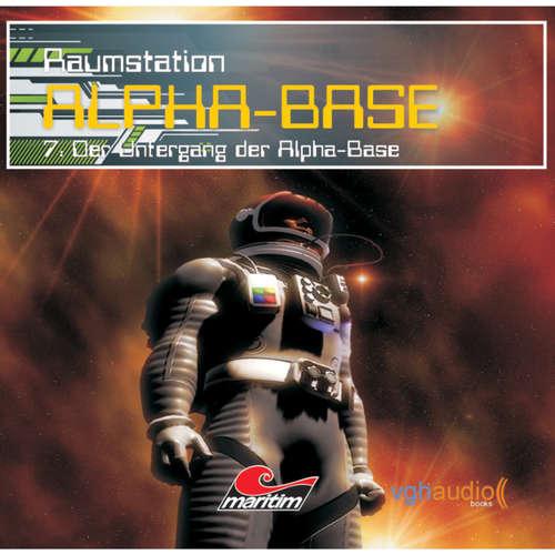 Hoerbuch Raumstation Alpha-Base, Folge 7: Der Untergang der Alpha-Base - James Owen - Gertie Honeck