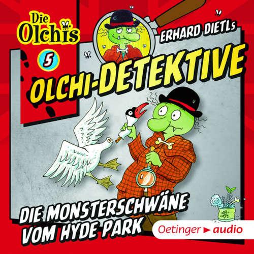 Olchi-Detektive, Folge 5: Die Monsterschwäne vom Hyde Park