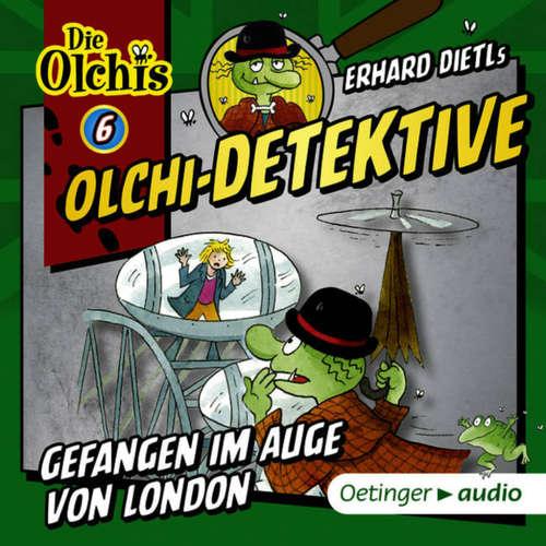 Olchi-Detektive, Folge 6: Gefangen im Auge von London