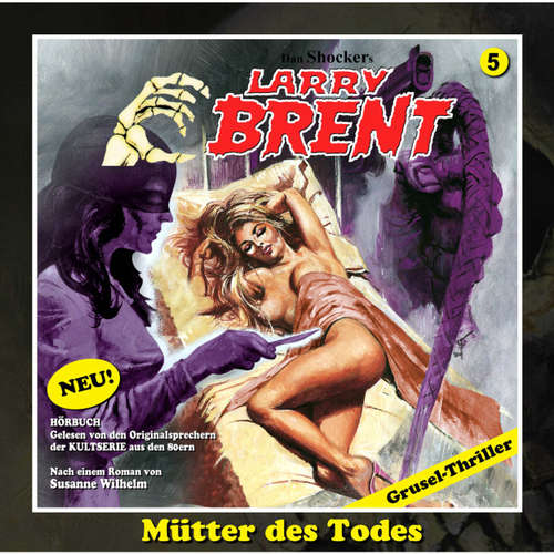 Larry Brent, 5: Mütter des Todes, Episode 1