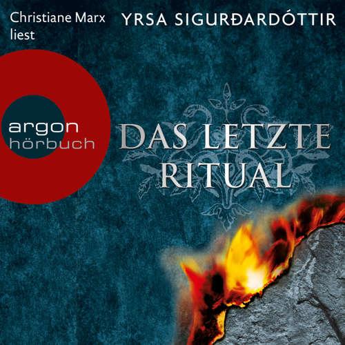 Das letzte Ritual  - Island-Krimi