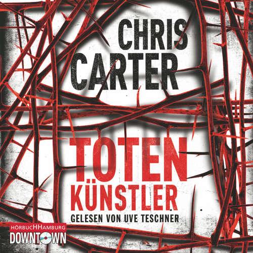 Totenkünstler - Ein Hunter-und-Garcia-Thriller 4