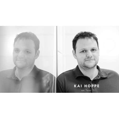 Kai Hoppe on Tour