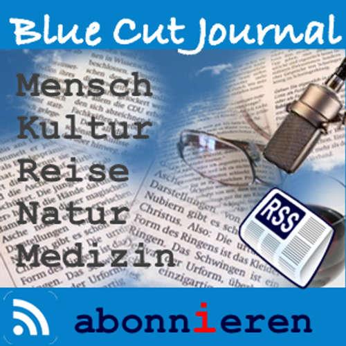 Blue Cut Journal