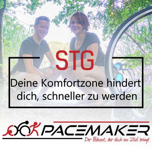 STG: Deine Komfortzone hindert dich, schneller zu werden
