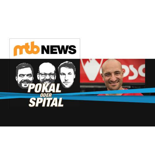 Der Mountainbike-Podcast von MTB-News.de: Wer hat's erfunden? feat. Claudio Caluori