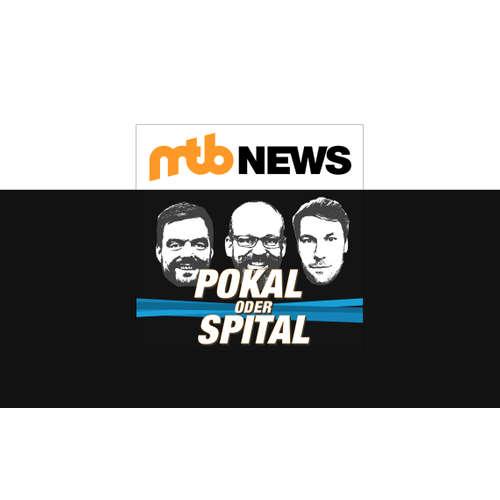 """Der Mountainbike-Podcast von MTB-News.de: """"Heute nur eine halbe Stunde"""""""