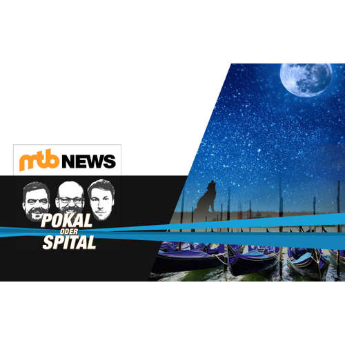 Der Mountainbike-Podcast von MTB-News.de: Wölfe im Mondschein