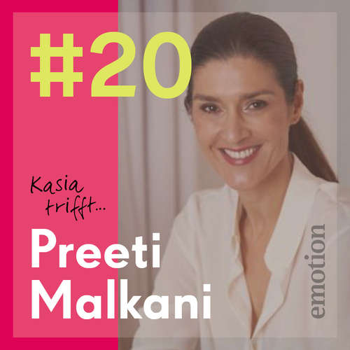 "20. Preeti Malkani von ""Women for Women"""