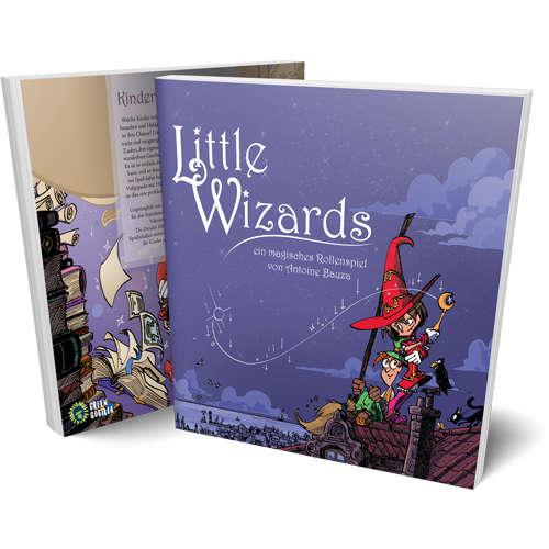 Bonusfolge 12 - Little Wizards & die Frage, warum Kinderrollenspiele so populär sind