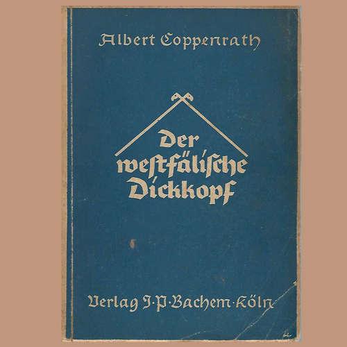 Albert Coppenrath, Pfarrer und Nazi-Gegner (Todestag 27.11.1960)