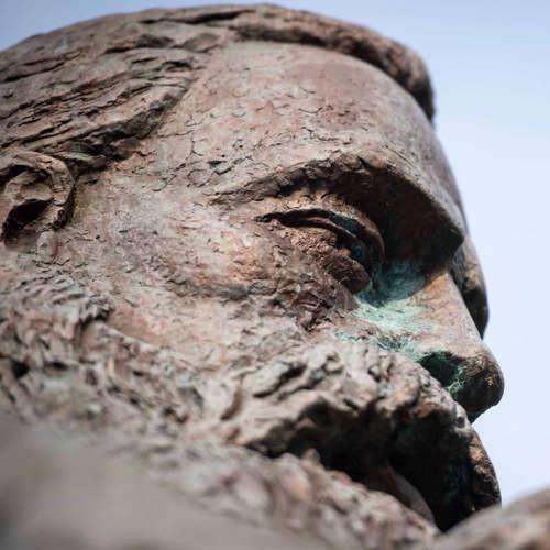 Friedrich Engels, Philosoph (Geburtstag 28.11.1820)