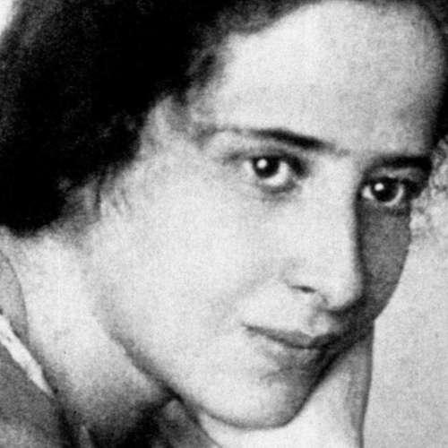 Hannah Arendt, Philosophin (Todestag 4.12.1975)