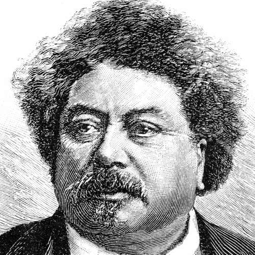 Alexandre Dumas, Schriftsteller (Todestag 5.12.1870)