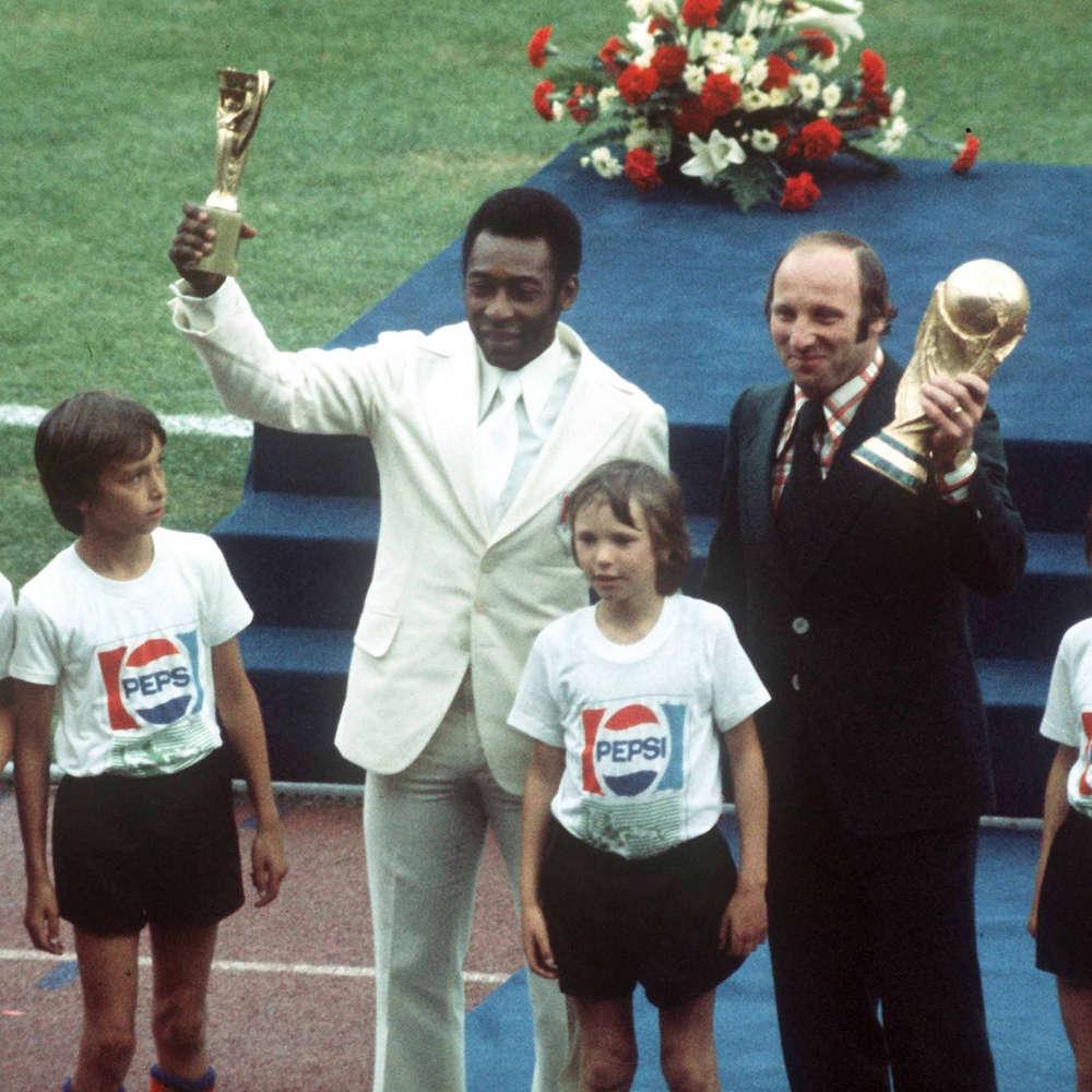 Beginn der Fußballweltmeisterschaft in der BRD (13.06.1974)