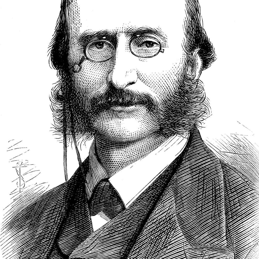 Jacques Offenbach, Komponist (Geburtstag 20.06.1819)