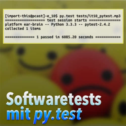 Softwaretests mit py.test