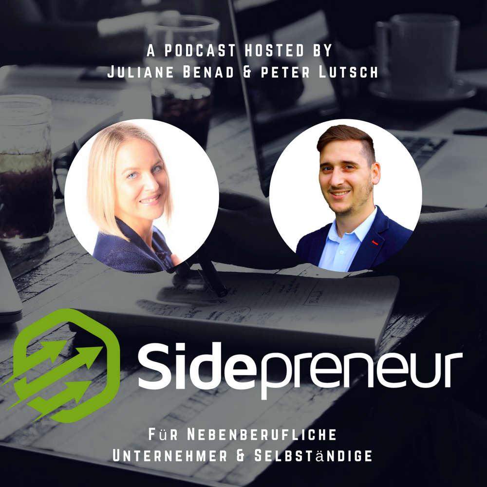 SP062 - Von der Sidepreneurin zur Entrepreneurin - Interview mit Carolin von Rohdiamant