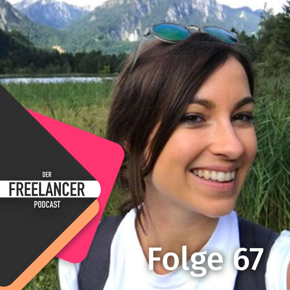 Als Freelancer von der Konkurrenz abheben - Interview mit Ronja Menzel