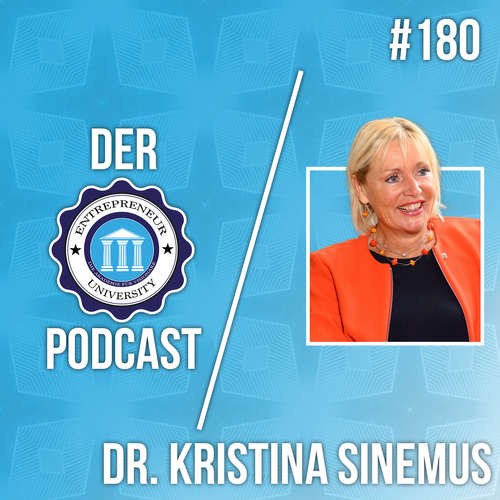 #181 - Dr. Kristine Sinemus -Die hessische Digitalministerin im Interview