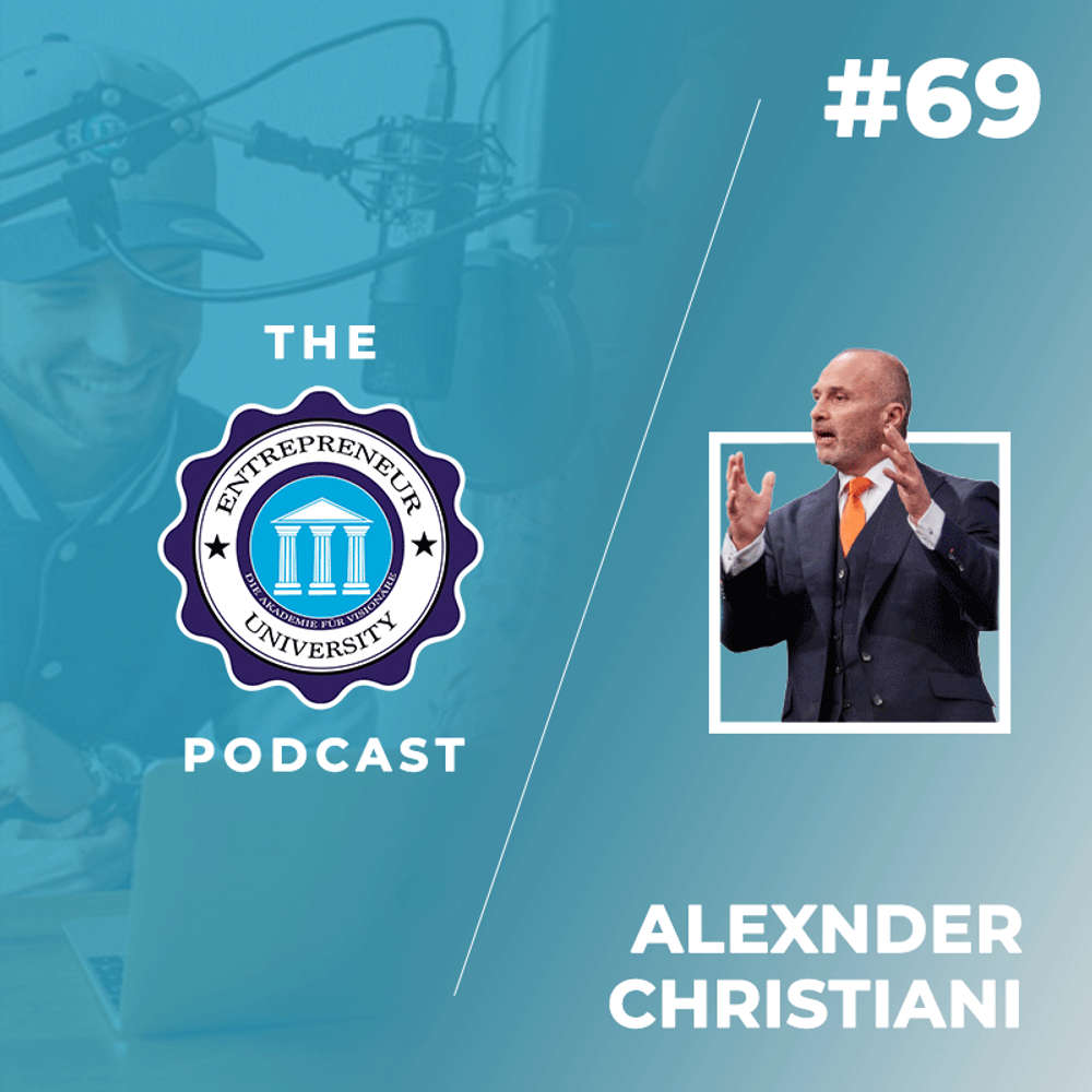 #69 Alexander Christiani - Verkauf durch Storytelling! So gehts!