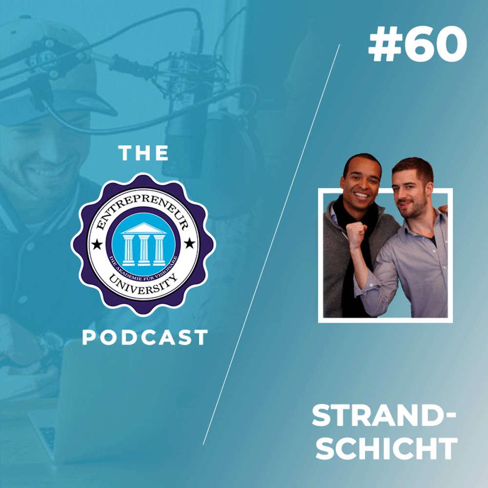 #60 - Strandschicht Founder // Bastian Köhnert & Thomas Jakel über den ersten persönlichen virtuellen Assistenten Deutschlands!