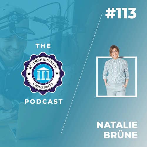 #113 - Natalie Brüne - Start up Hacks von Muster Gründerin Natalie