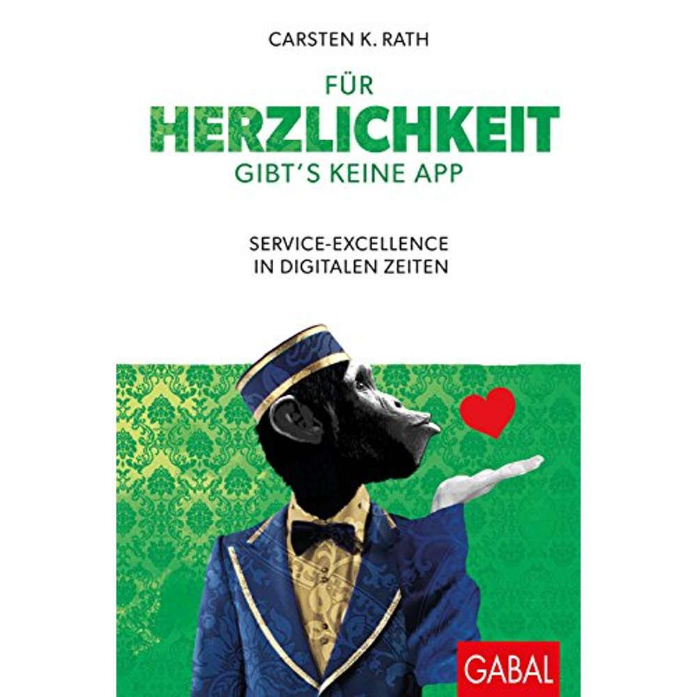 Carsten K. Rath sagt, für Herzlichkeit gibt's keine App